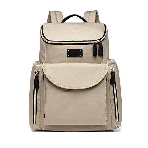 Fumee Designer Windel Rucksack, perfekt sowohl für Mami und Papi, geräumig und leicht zugängliche...