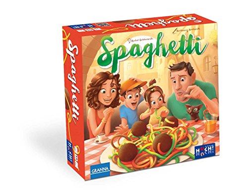 Huch & Friends 879943 - Spaghetti, Spiel