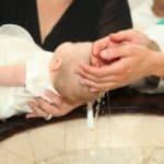 Kinderbesteck als Taufgeschenk