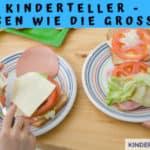 Kinderteller – Essen wie die Großen