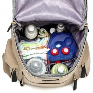 Wickeltasche für Mamas