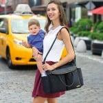 Taschen für Mamis mit Platz für Windeln